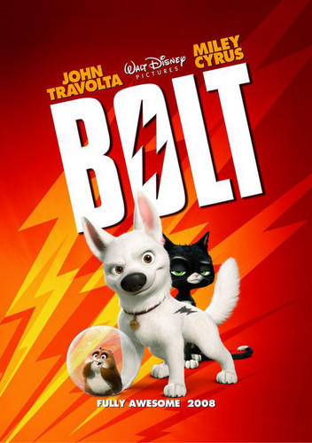 Disney's Bolt wallpaper probably with anime titled the bolt