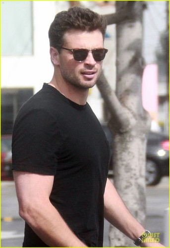 tom welling new photo