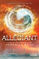 'Allegiant' official book cover - divergent photo
