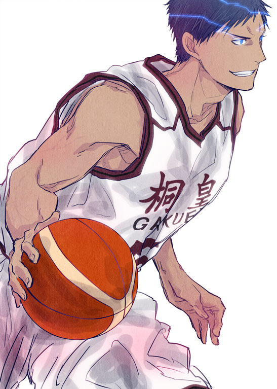 Aomine Daiki Fan Art on Fanpop