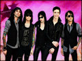 ★ BVB ~ Golden God Awards 2013 ~ RESPECTED ☆ - black-veil-brides wallpaper