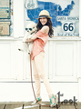 Californian Girl: Tiffany Featured in 1st Look Magazine for a Photoshoot in Los Angeles - girls-generation-snsd photo