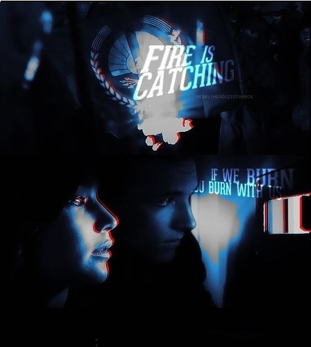 'Catching Fire'