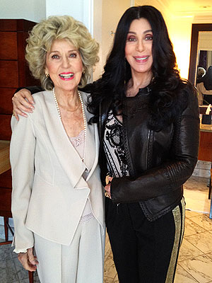 ☆ Cher & her mom, Georgia Holt ☆ ღ
