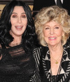 Cher &amp; her mom, Georgia Holt   - cher photo