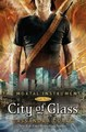 'City of Glass' book cover (The Mortal Instruments #3)