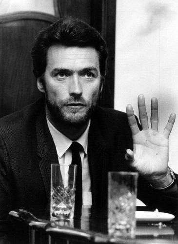 Clint Eastwood wallpaper containing a business suit and a suit titled ★ Clint ☆