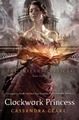 'Clockwork Princess' book cover (The Infernal Devices #3)