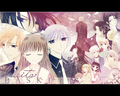 ღFruits Basketღ - fruits-basket wallpaper