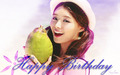 ♦Happy Birthday Song Jieun♦