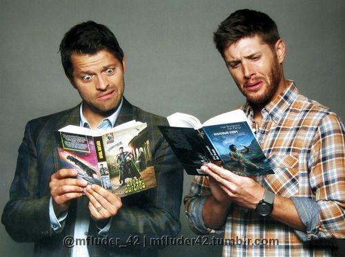 ~ Jensen & Misha ~