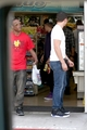 [May 16] Goes to AmPm with Lil Twist - justin-bieber photo