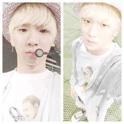 [Photo] Key instagram update - back to 90's !