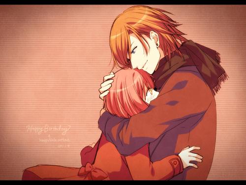 ♥Ren & Haruka ♫