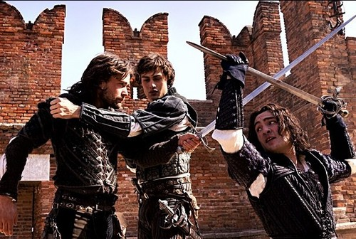 """Romeo & Juliet"" Stills"