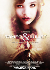 """Romeo & Juliet"" Stills"