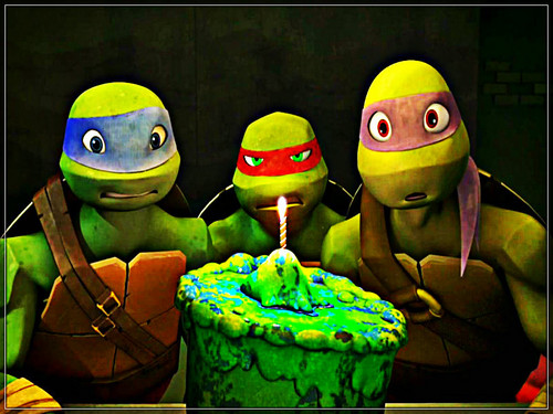 2012 Teenage Mutant Ninja Turtles wallpaper titled ★ TMNT ☆