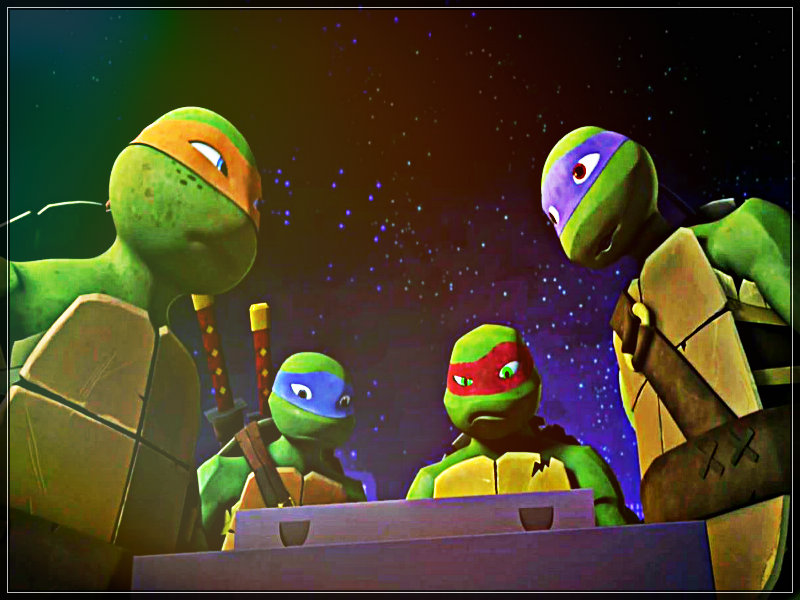 2012 teenage mutant ninja turtles ★ tmnt ☆
