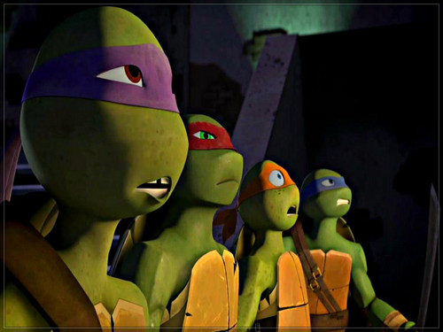 2012 Teenage Mutant Ninja Turtles Hintergrund called ★ TMNT ☆