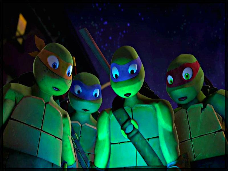 teenage mutant ninja turtles nickelodeon deutsch