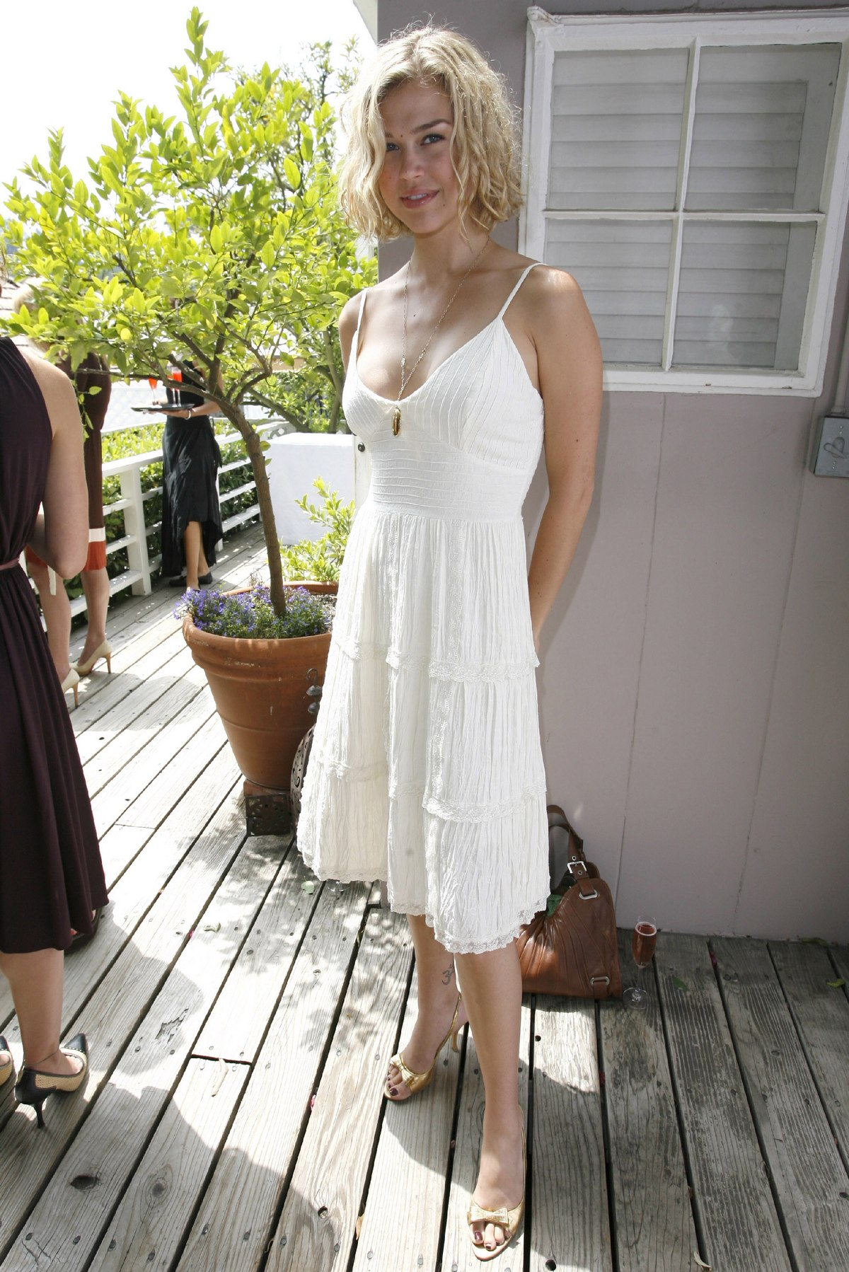 Adrianne palicki wedding