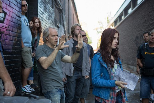'The Mortal Instruments: City of Bones' behind the scenes