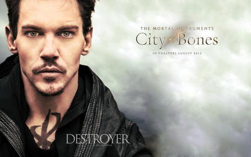 смотреть онлайн орудия смерти город костей сериал