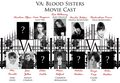 'Vampire Academy: Blood Sisters' official movie cast (so far) - vampire-academy photo