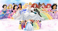 Walt Disney hình ảnh - The Disney Princesses