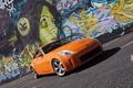 2007 nissan 350z solar orange