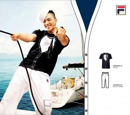 2009 FILA S/S Campaign Ads