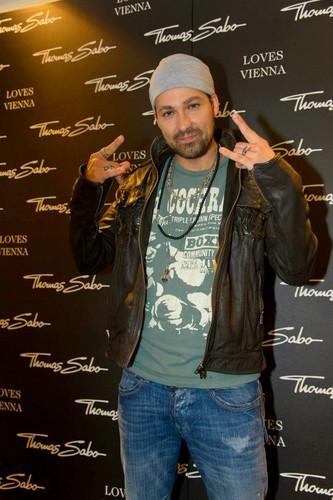 25/04/13 Thomas Sabo Loves Vienna