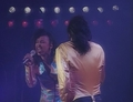 "A Live Performance Of ""I Just Can't Stop (Loving You)"" - michael-jackson photo"