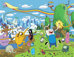 ADVENTURE TIME!!!!!!!!!!