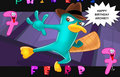 ARCHIE BIRTHDAY - perry-the-platypus fan art