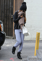 ARRIVING AT A DANCE STUDIO IN LOS ANGELES - MAY 16 - selena-gomez photo
