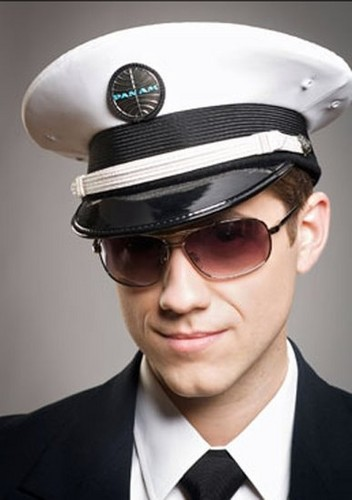 Aaron as Frank Abagnale Jr in Catch Me If You Can Promo Stills