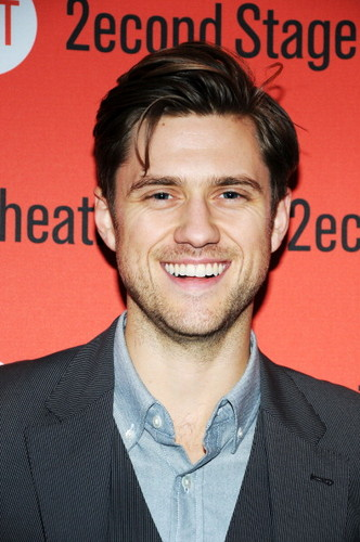 """Aaron at """"The Last Five Years"""" Opening Night"""