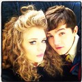 Abby Mavers & Tommy Lawrence Knight - waterloo-road photo