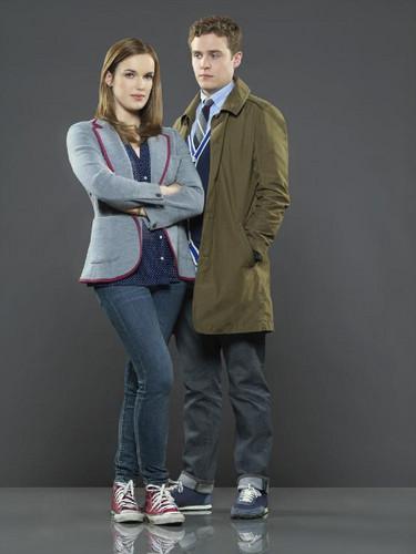 Agents of S.H.I.E.L.D. | Official Promo Pics | Leo & Jemma