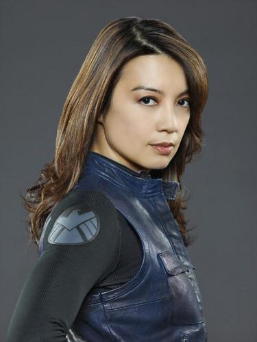 Agents of S.H.I.E.L.D. | Official Promo Pics | Melinda May