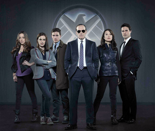 Agents of S.H.I.E.L.D. Promotional Pic