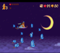 Aladdin (video game) - aladdin photo