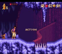 Aladin (video game)