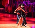 Aly & Mark - Week 8 - dancing-with-the-stars photo