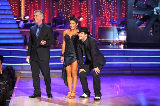Mark on dancing with the stars dating