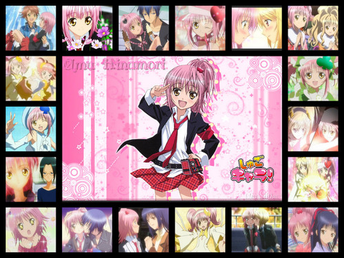 Amu and her friends collage