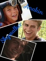 Anakin from child to grownup
