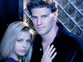 Angel &amp; Buffy - buffy-summers wallpaper