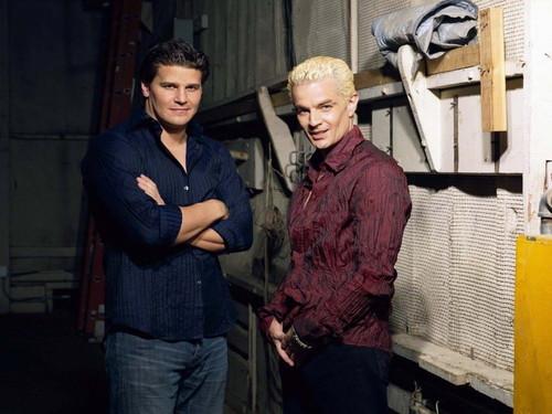 エンジェル & Spike